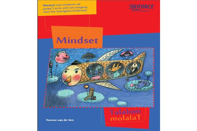 Mindset Works Podcast: Interview with author, Yvonne vd Ven