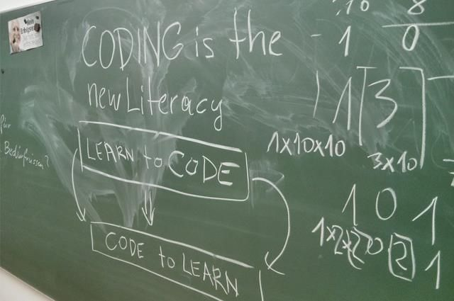 How Learning to Code Can Help You  Develop a Growth Mindset
