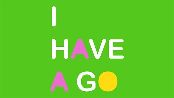I HAVE A GO Logo small