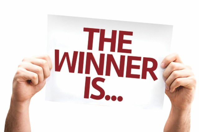 Winner!  15th Growth Minded Educator Contest