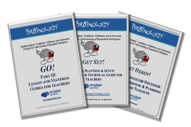 Announcement to All Brainology Users: Edition 2 of the Brainology Curriculum and Implementation Guides Available Now!