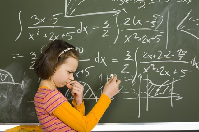 Why People are Afraid of Math