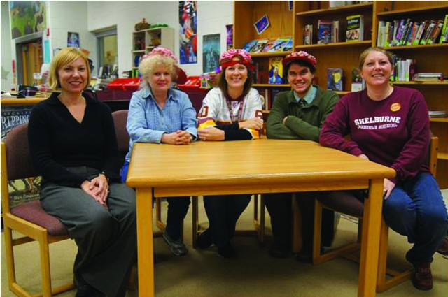 Working Toward the Dream: Creating a Culture of Growth at Shelburne Middle School