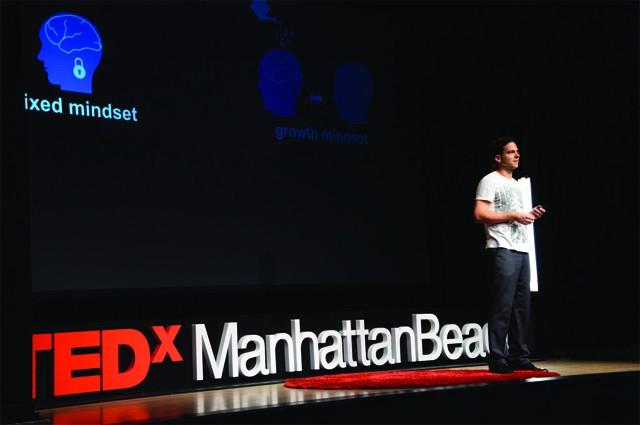 The Power of Belief - Mindset and Success: Eduardo Briceño at TEDx Manhattan Beach